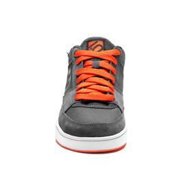 Five Ten Spitfire Shoes Men Dark Grey/Orange